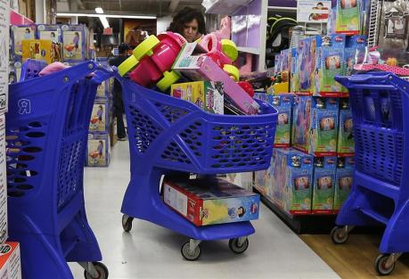 Potential toy shortage could dampen holiday fun