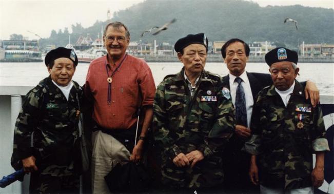 Unforgotten fighter of Korean war: U.S. pensioner a POW at 85