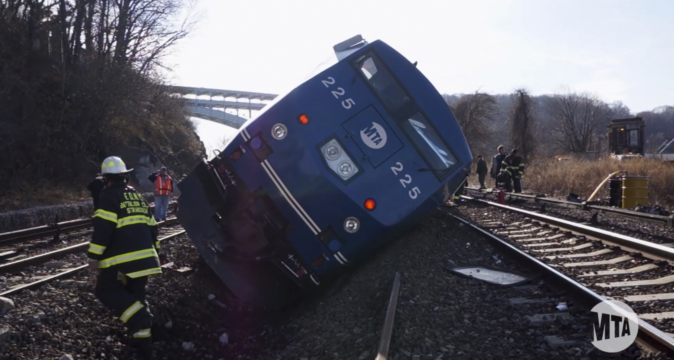 Analysis: Two Factors Key To Lawsuits Over New York Train Crash