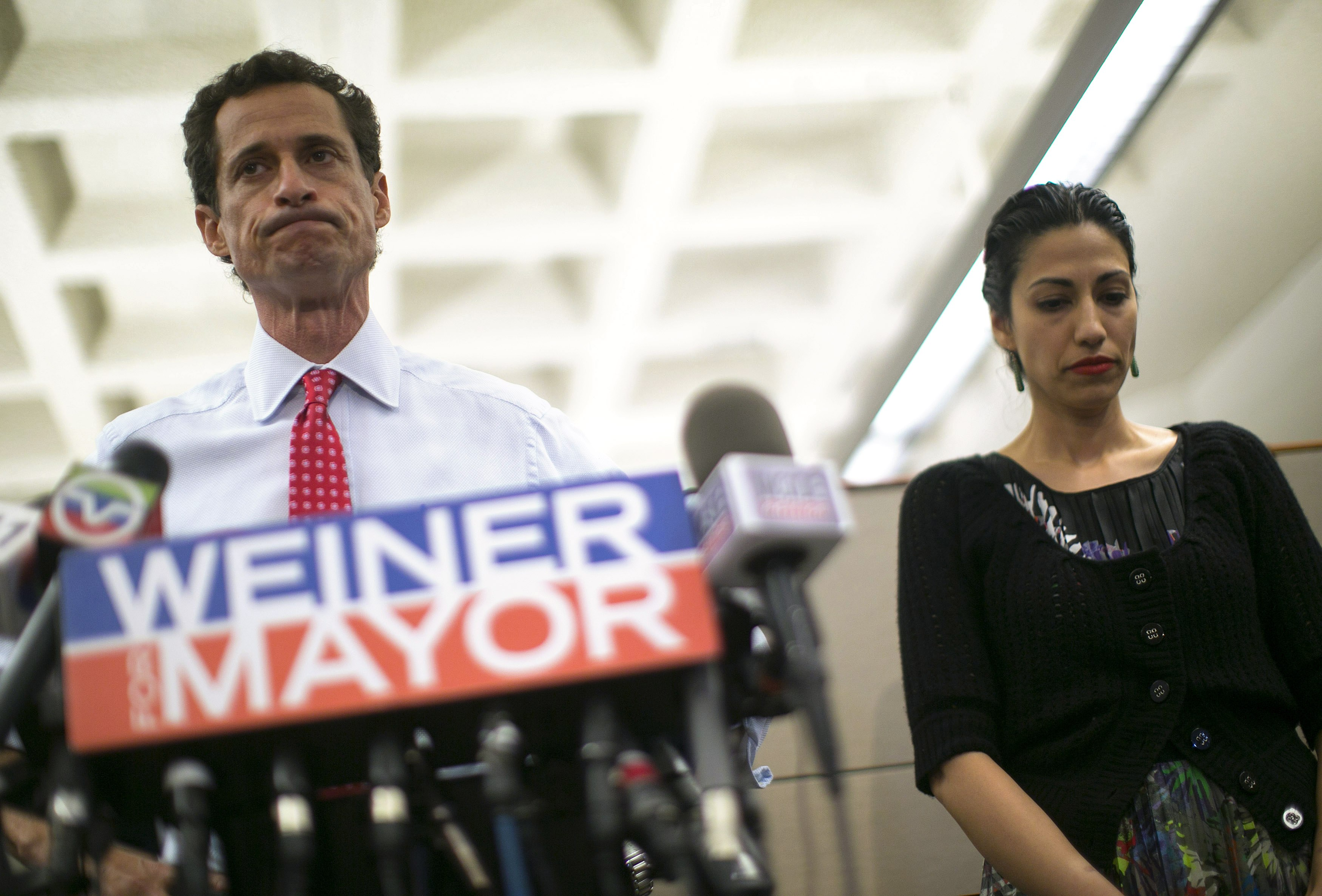 WYSK: Diaz Calls On ACS to Investigate Anthony Weiner and Huma Abedin