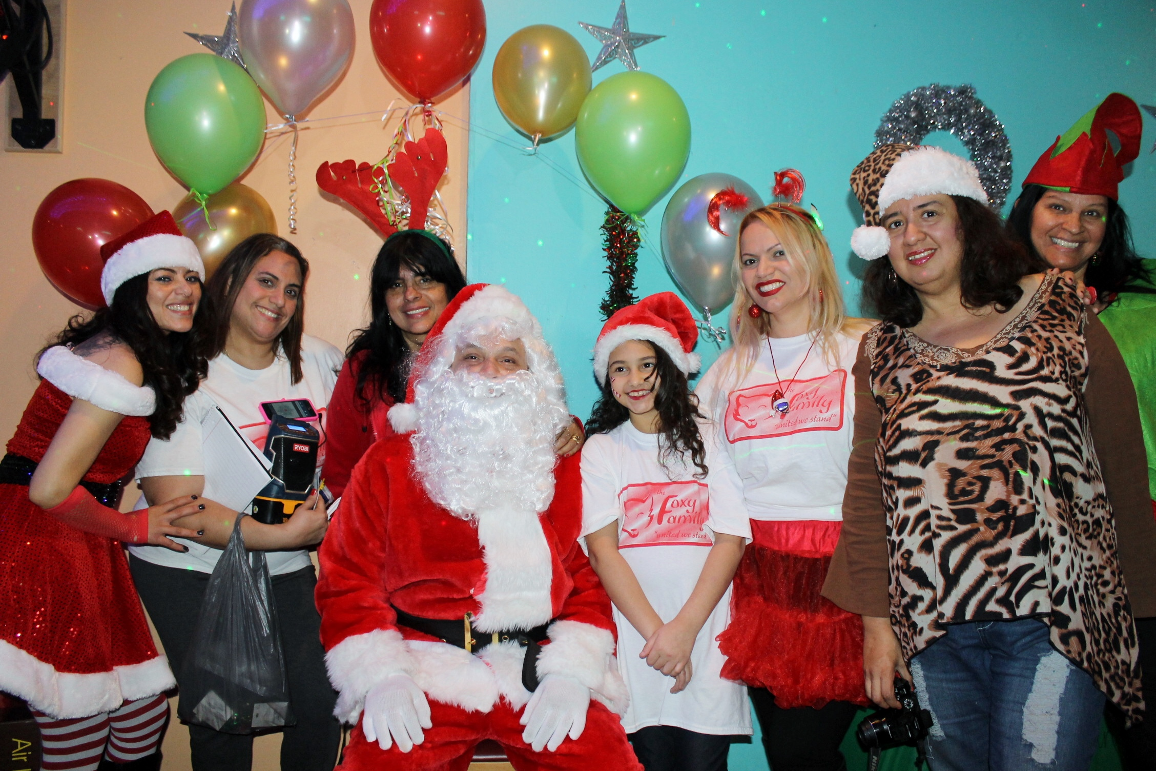 Foxy Family's 1st Annual Jolly Holiday Toy Giveaway
