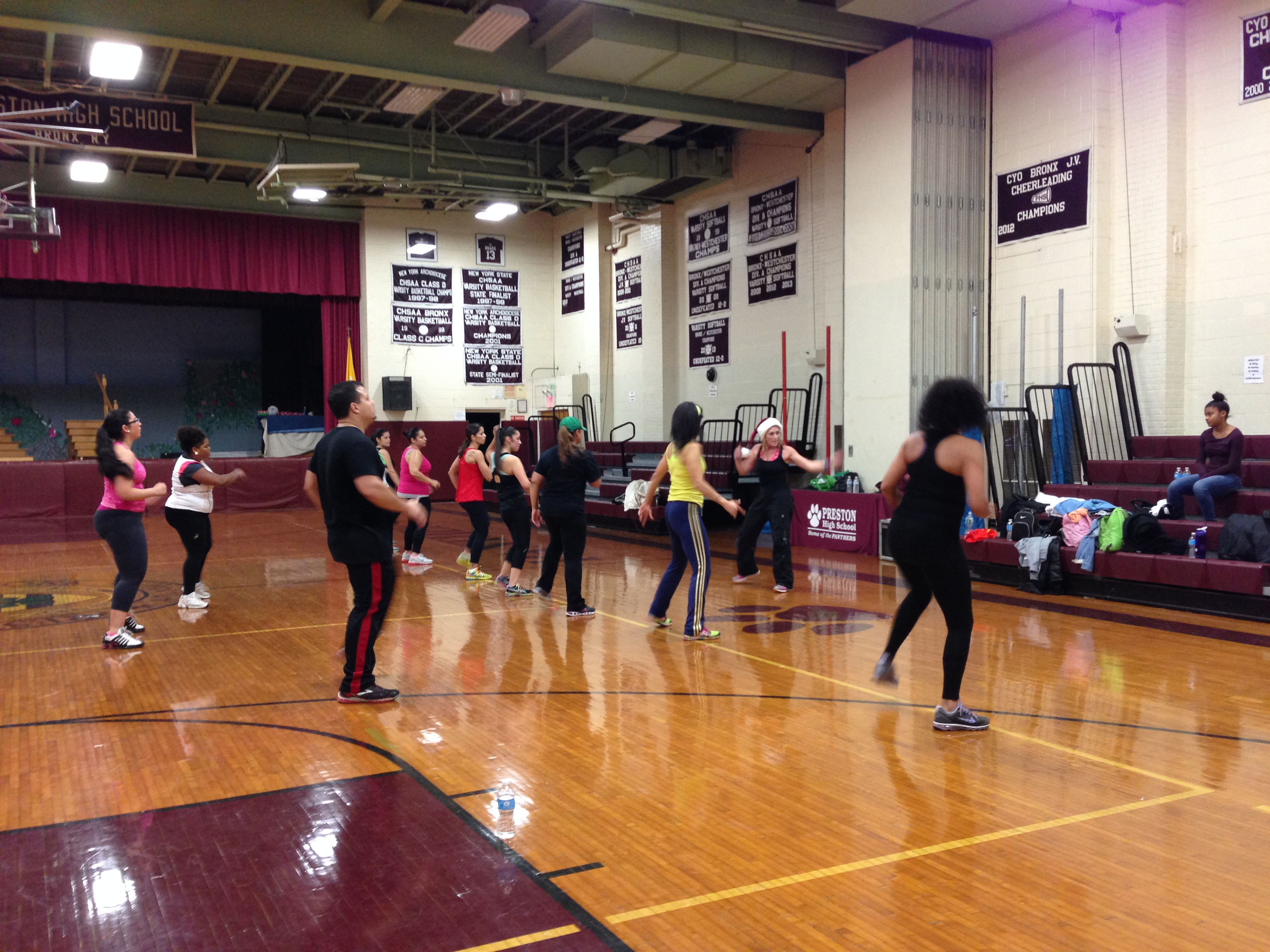Zumba for Bronx Shelter Pets