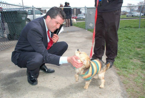 Governor Cuomo Signs Groundbreaking Puppy Mill Legislation.