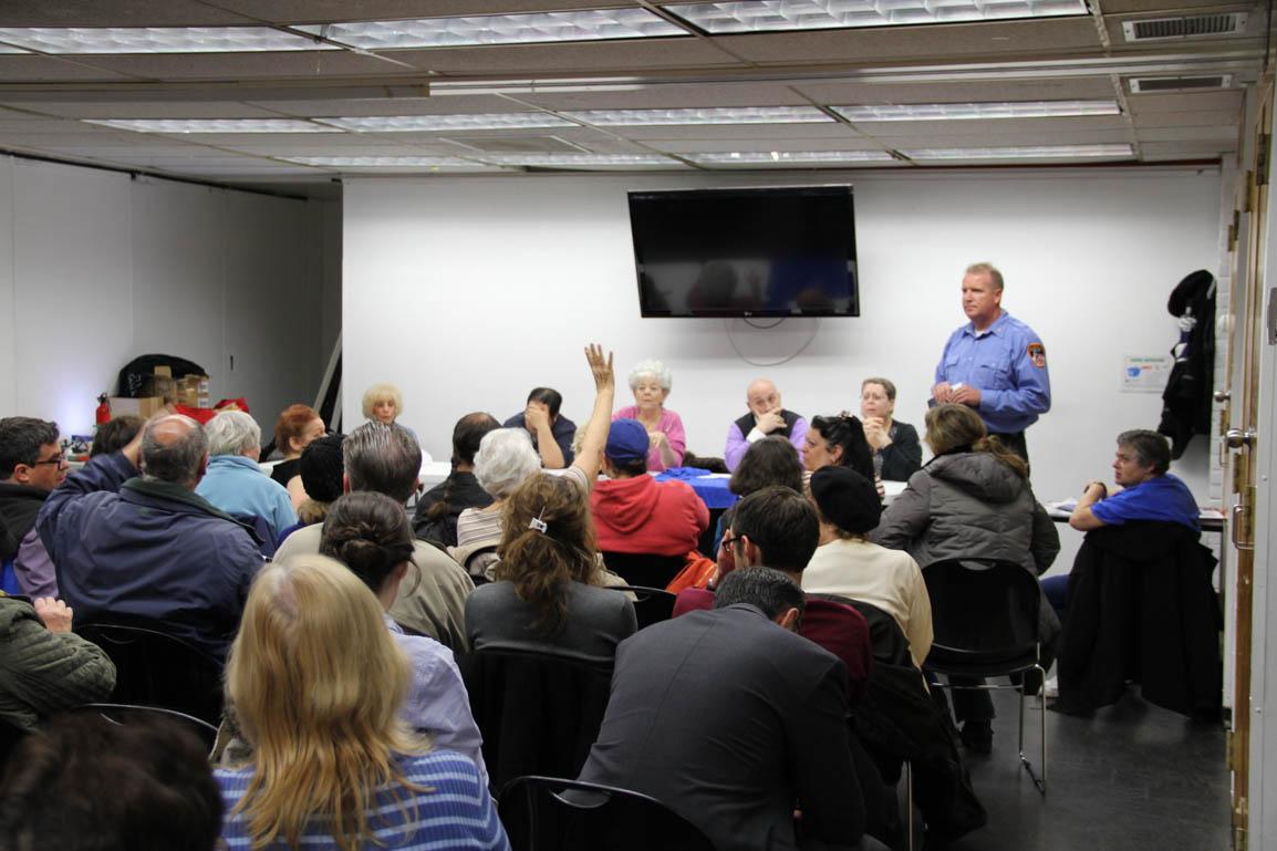Pelham Parkway Neighborhood Association First 2014 Meeting