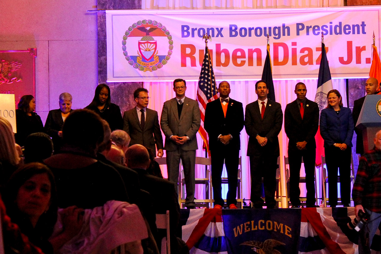 Bronx Centennial Inauguration celebrates our past, present & future
