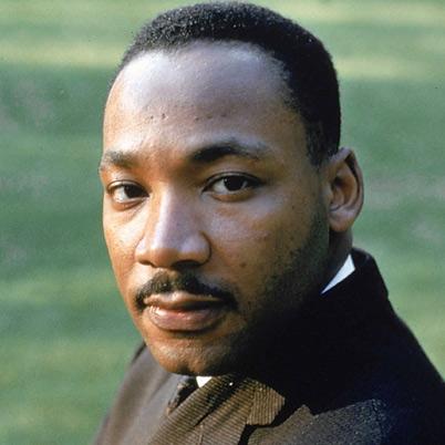 Dr. Martin Luther King Jr.