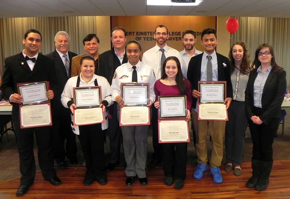 Yankee Awards Ceremony at Community Board 11