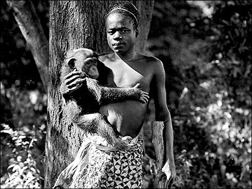 Untold Stories in Black History : Ota Benga