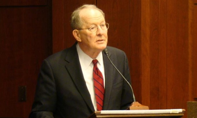 Sen. Lamar Alexander. Photo c/o alexander.senate.gov