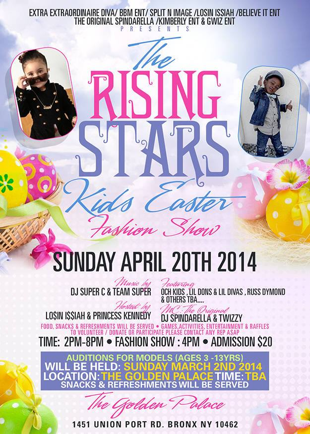 The Rising Stars Kids Fashion Show