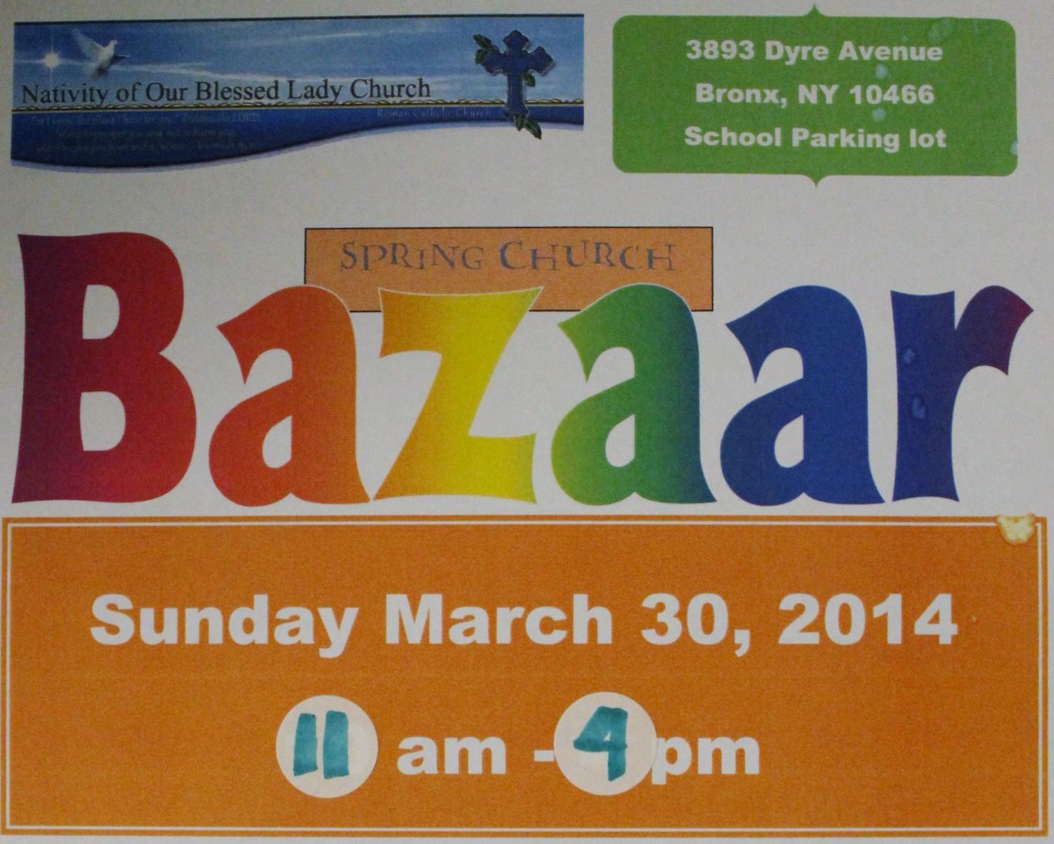 Demali Handcrafts' Spring Bazaar!!!