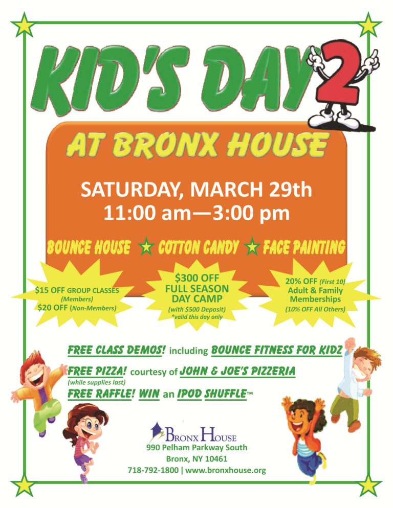Kids Day 2 Flyer 3_2014