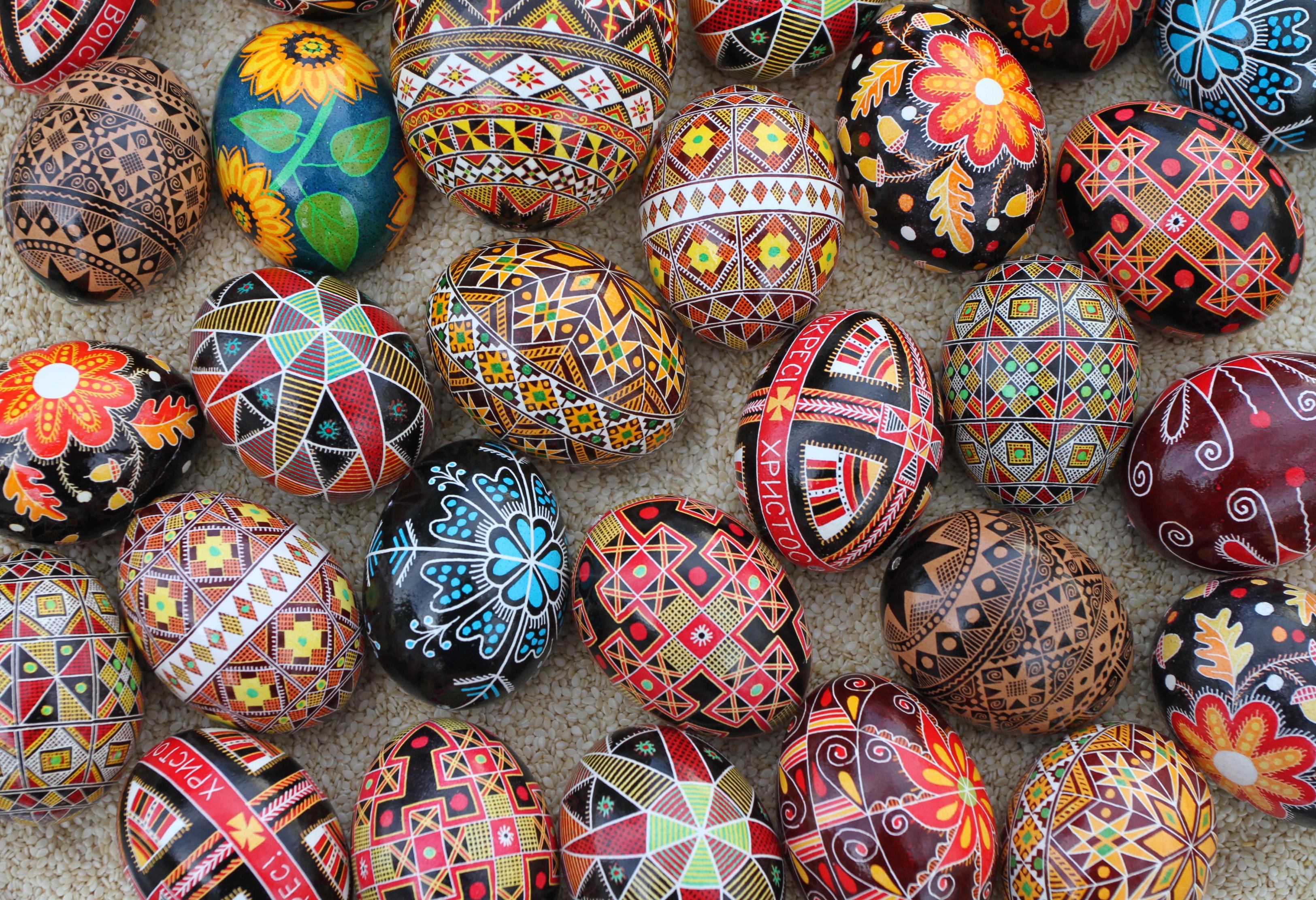 Ukranian Easter Egg Workshop Saturday At Bartow Pell
