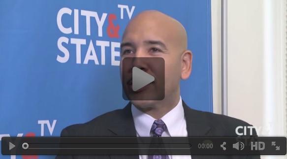 Borough President Ruben Diaz Jr. Interviewed by City & State