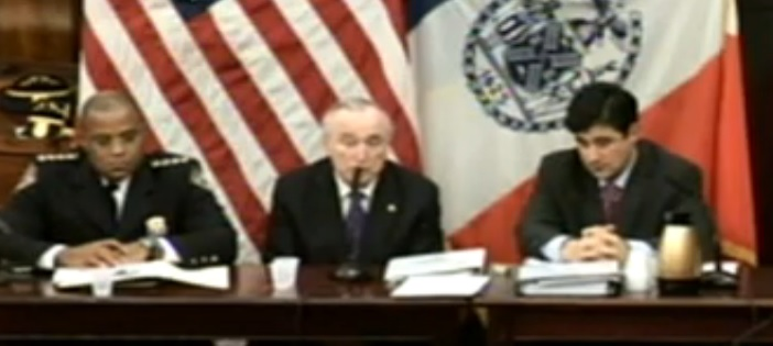 Council Member Vacca Calls for More Cops to be Hired In Meeting With Commish Bratton