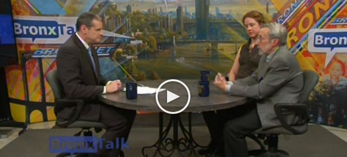 Last Night's BronxTalk Features Discussion On Bronx Parks In 2014