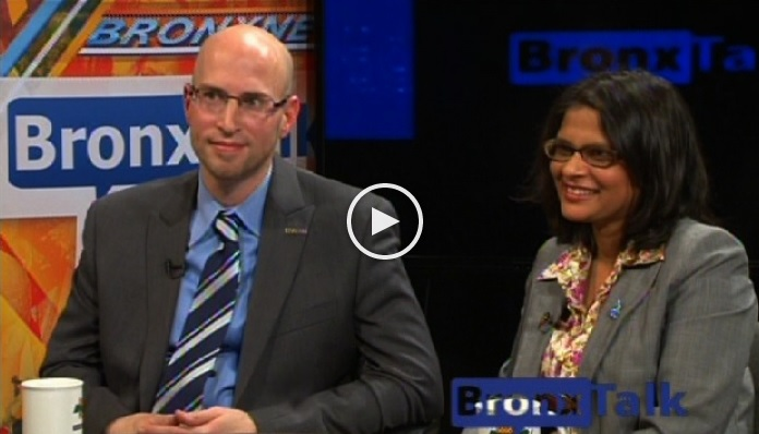 Monday's BronxTalk with Gary Axelbank On Health In The Bronx