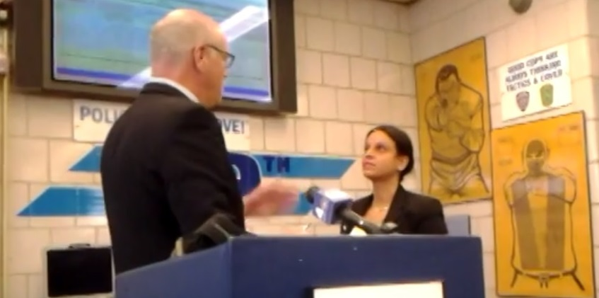 Congressman Crowley Honors Pelham Parkway Area Heros Who Came To Fire Victims' Aid
