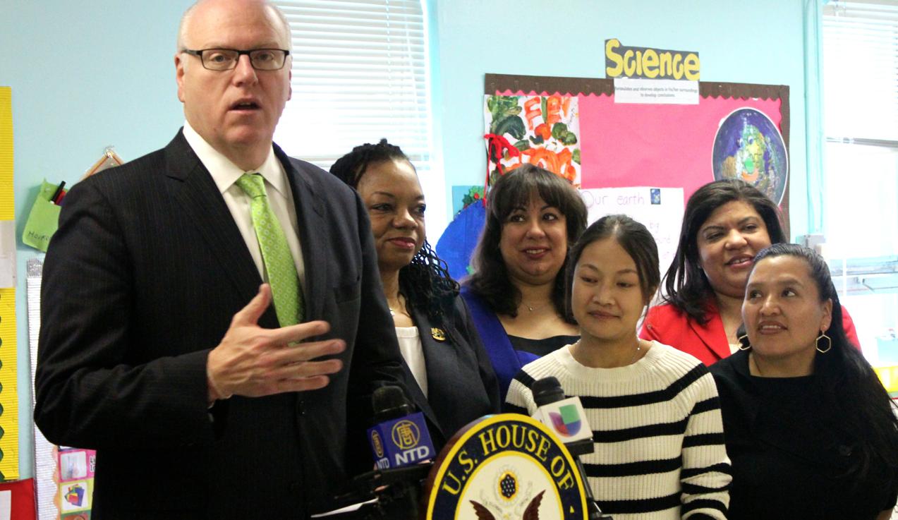 Congressman Crowley Calls for House to Take Immediate Action on Comprehensive Immigration Reform Bill