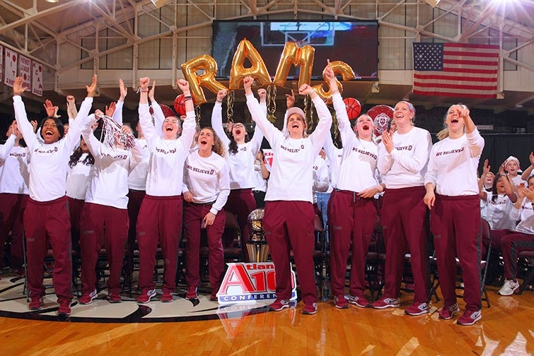 Fordham Women Join Manhattan Men In Road To NCAA Hoops Championship