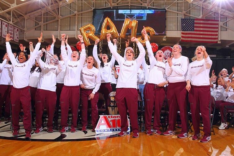 Fordham Women Join Manhattan Men In Road To NCAA Hoops Championship