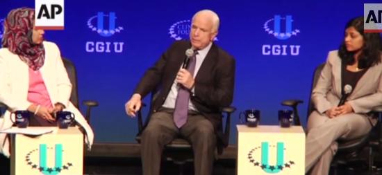 McCain On Putin
