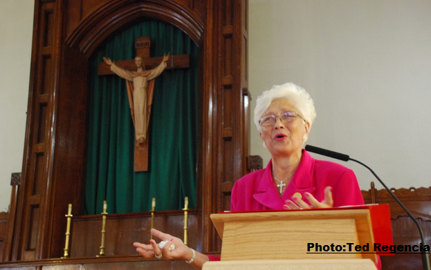 Remembering Sister Miriam Thomas
