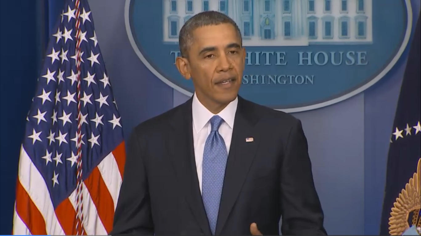 President Outlines New Russian Sanctions in Press Conference This Morning