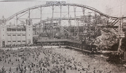 The Chronicle Visits The East Bronx History Forum: Lecture on Bronx Amusement Parks (With Video!)