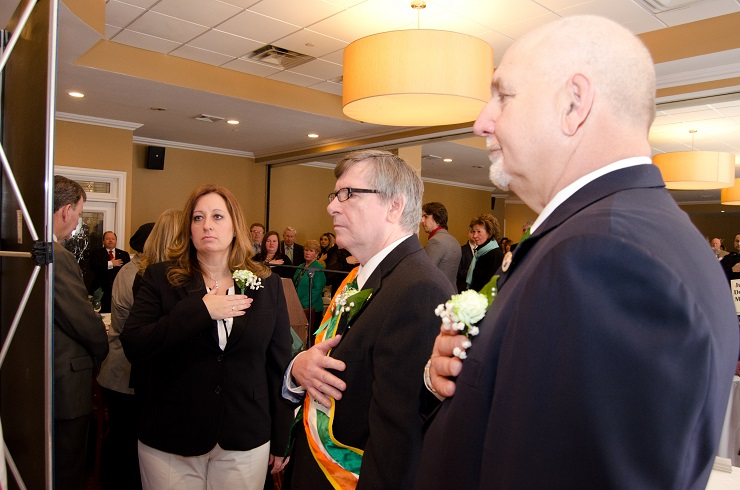Bronx Chamber of Commerce Honors Local Irish-American Leaders At Luncheon Friday