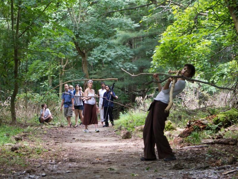 Merian Soto's Branch Dances  Free Public Perfomance