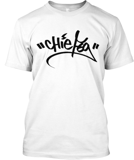 Limited Edition Chief69 Tag T-Shirt