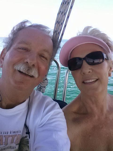 George and Jackie