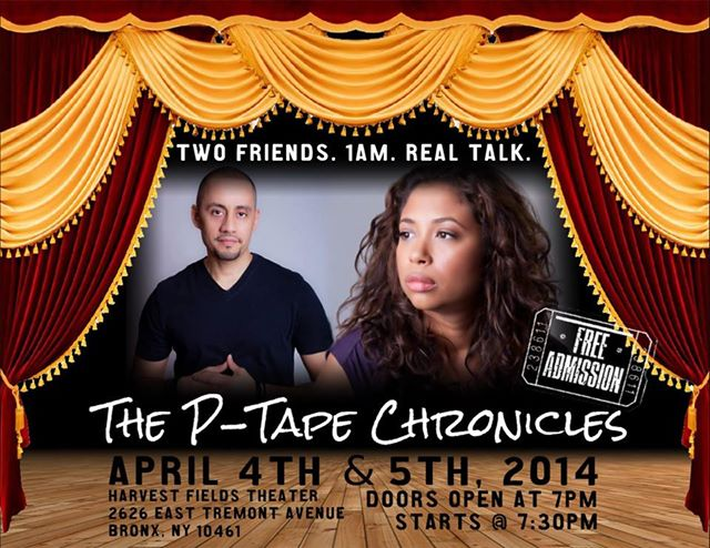 LAST NIGHT FOR P TAPE CHRONICLES!