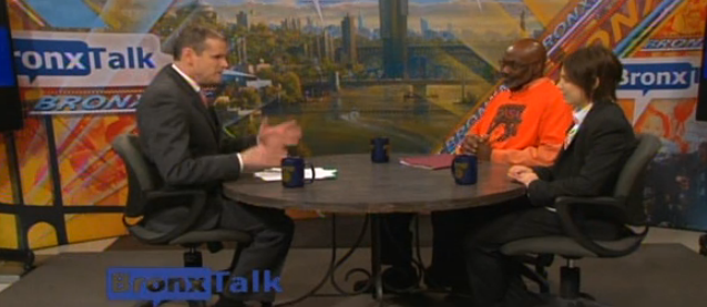 Last Night's BronxTalk With Gary Axelbank On Bronx Housing Court Issues