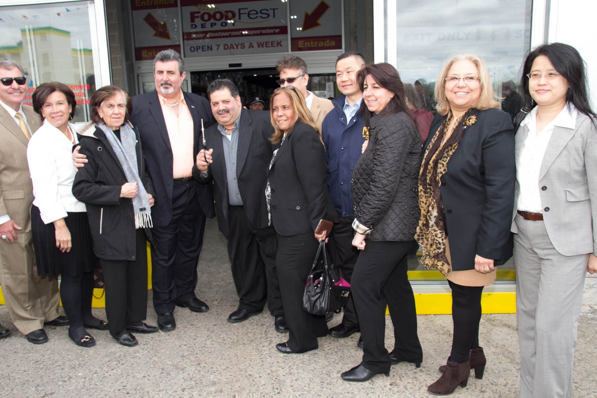 Grand Opening Of FoodFest Depot Facility, 36 New Hires