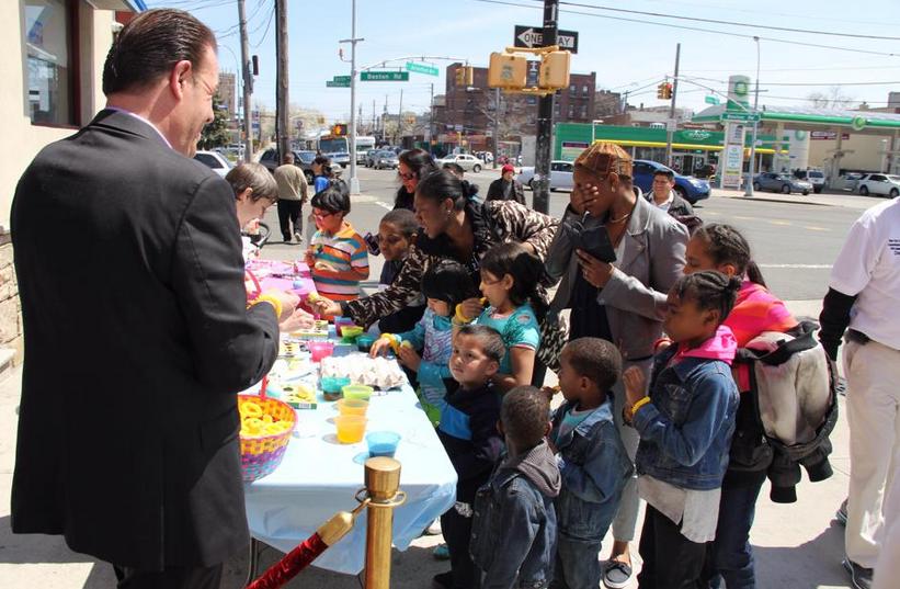 Assemblyman Gjonaj's Easter Celebration