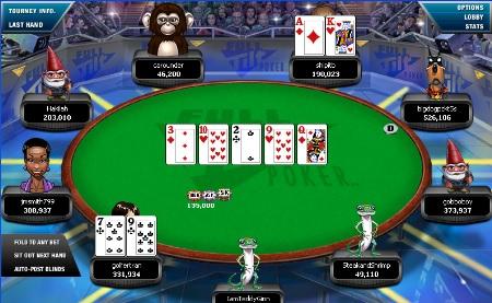 Net Poker In New York?