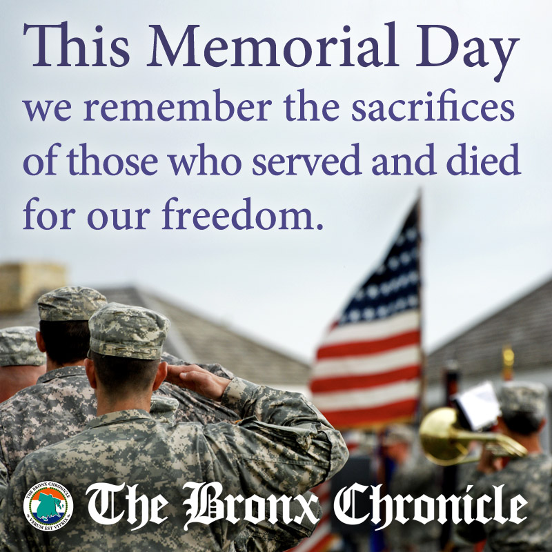 Memorial Day: Remembering their Sacrifices