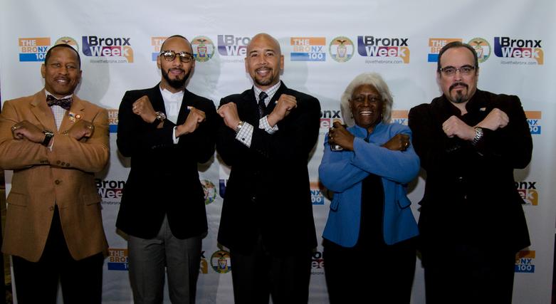 Bronx Week Kickoff At Gun Hill Brewery with Swizz Beats, David Zayas and BP Ruben Diaz Jr.