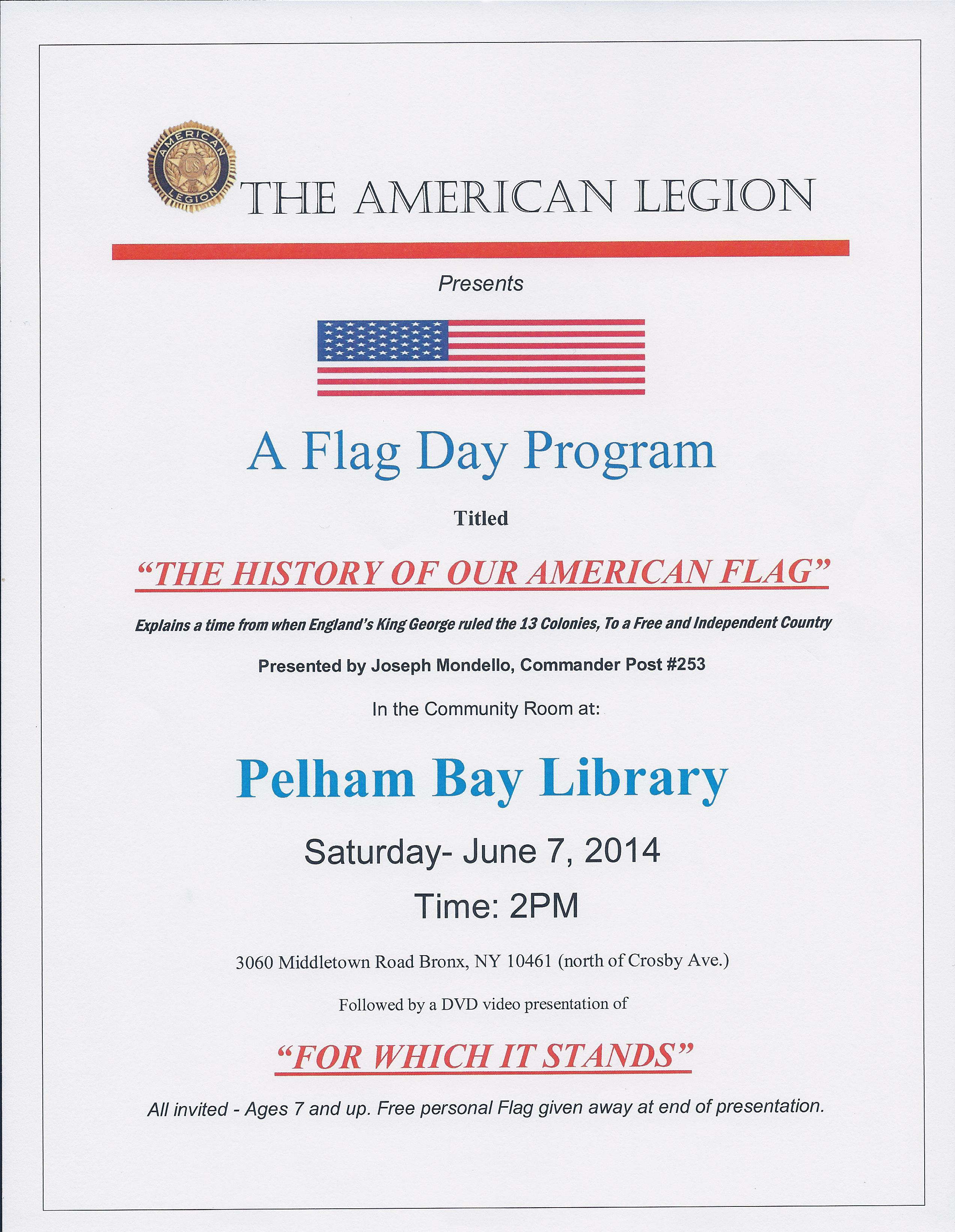 PM_6.7.14_History_of_the_American_Flag
