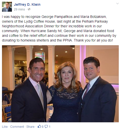 Pelham Parkway Neighborhood Association Fundraiser