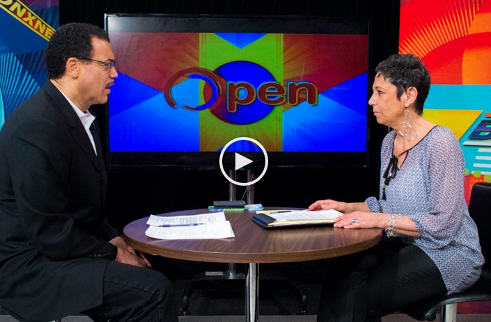 "This Week's ""Open"" With Bob Lee On BronxNet – Watch HERE"