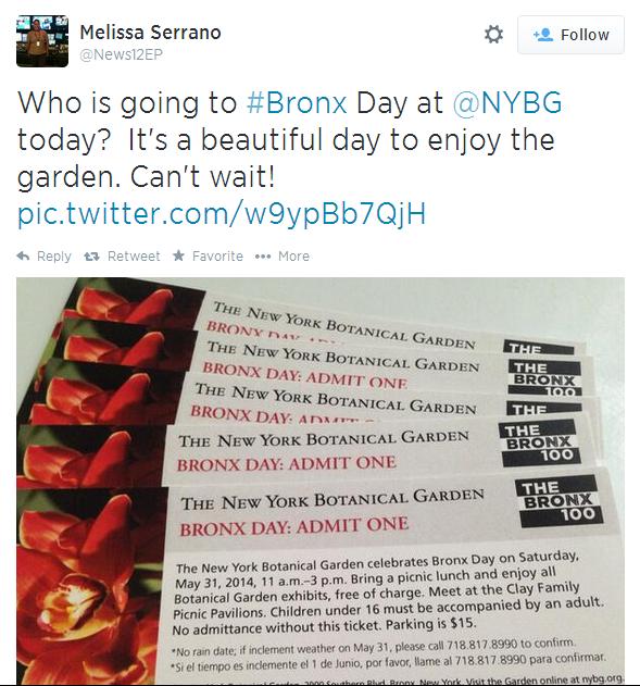 Bronx Day At The Botanical Gardens The Bronx Chronicle