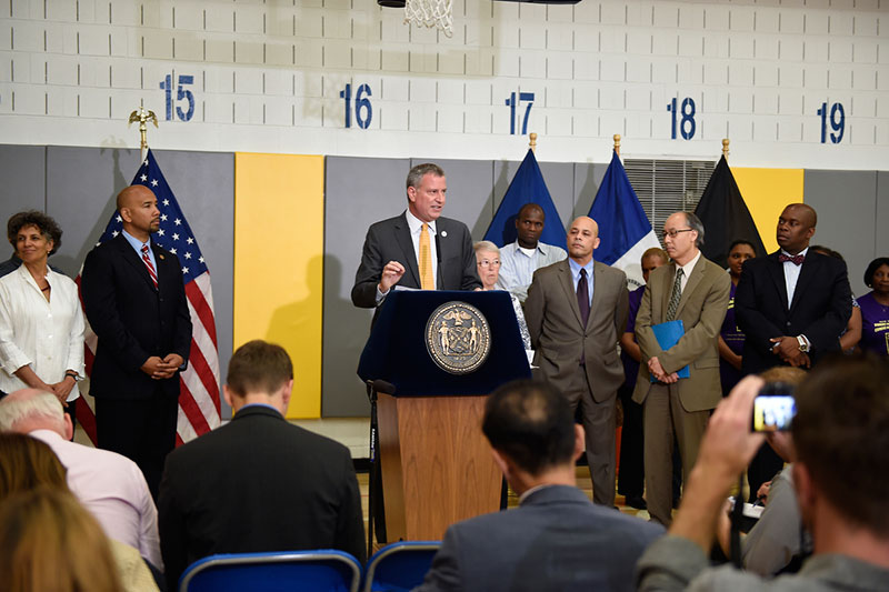 Mayor Announces 271 New Providers to Expand After-School Programs in Middle Schools & Summer Enrichment