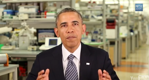 President Obama's Weekly Address: Reducing Carbon Pollution in Our Power Plants