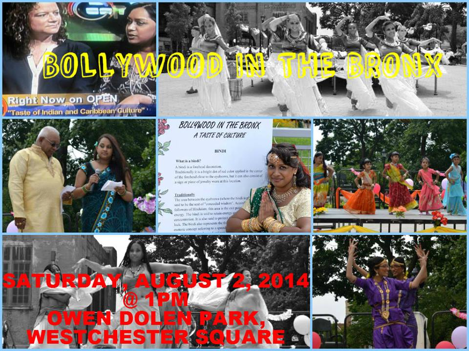 2nd Annual Bollywood in the Bronx