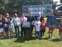 $3 Million in Capital Grants for Indian Field Renovation Announced by Jeff Klein & Andrew Cohen
