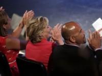 Hillary Clinton Visits Bronx Children's Museum
