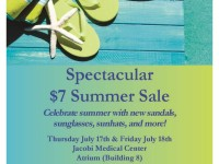 Spectacular $7 Summer Sale at Jacobi Medical Center – Thursday, July 17 and Friday, July 18